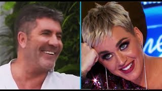 "Simon Cowell REACTS To Katy Perry 'American Idol' Judging: ""I Don't Get It"""