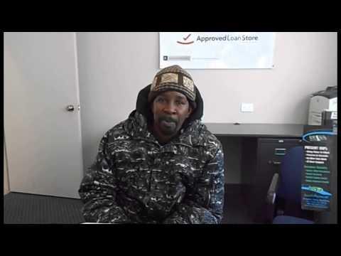 Testimonial - Edward Patterson - Approved Car Loan