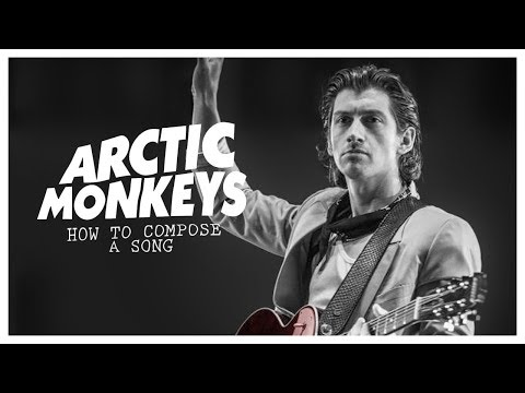 ARCTIC MONKEYS: Composing Dynamics In A Song