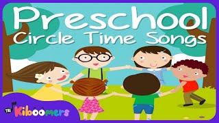 Circle Time Songs for Preschool | Preschool Songs | Songs for Kids | The Kiboomers