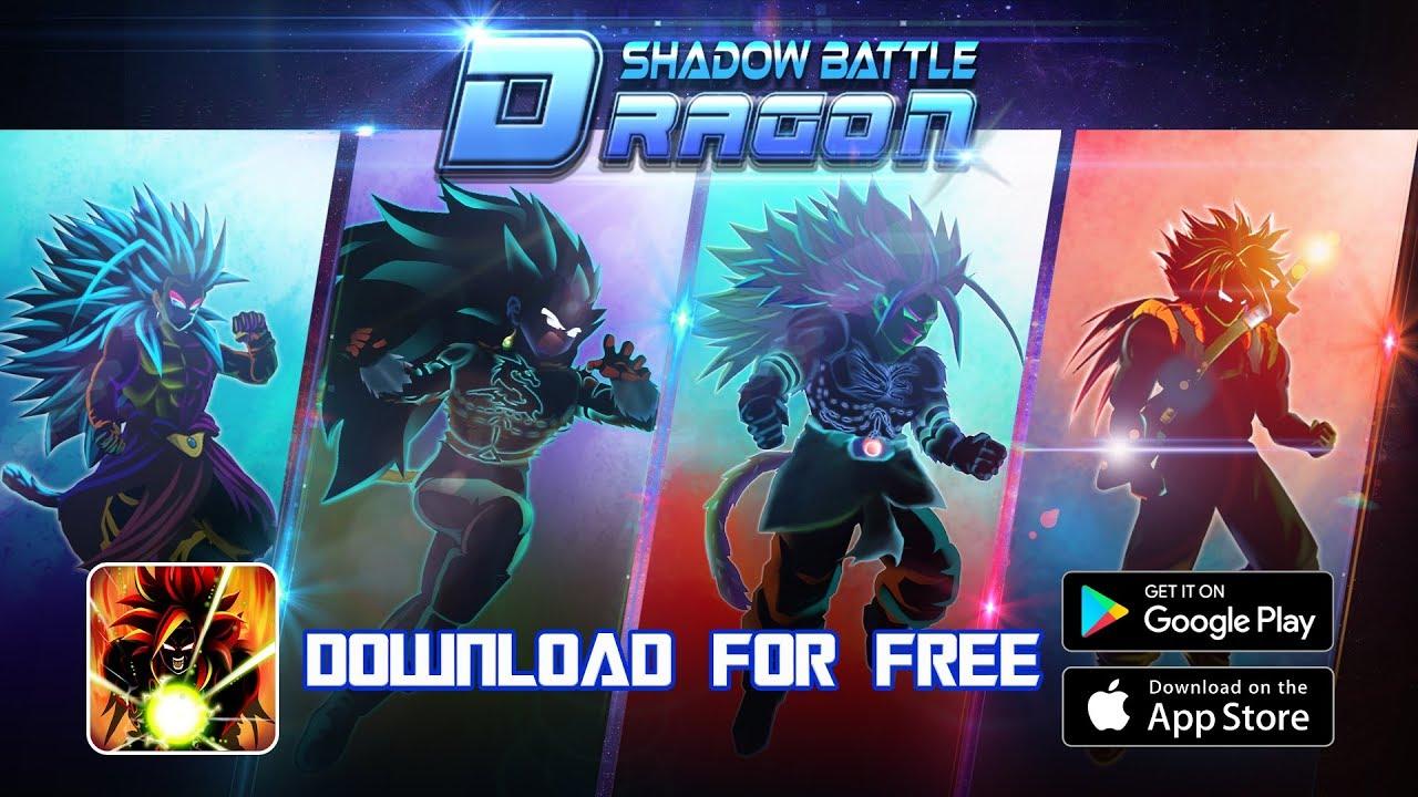 Play Dragon Shadow Battle Warriors: Super Hero Legend on PC 2