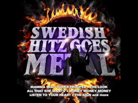 Baixar Swedish Hitz Goes Metal - Listen To Your Heart (Roxette Cover)