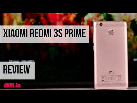 Xiaomi Redmi 3s Prime Review  Digitin