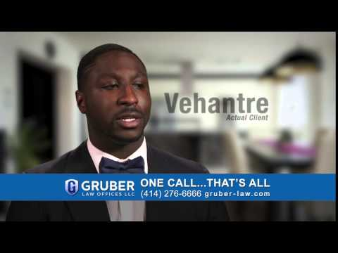 Gruber Law Offices Testimonial - Vehantre (15 sec)