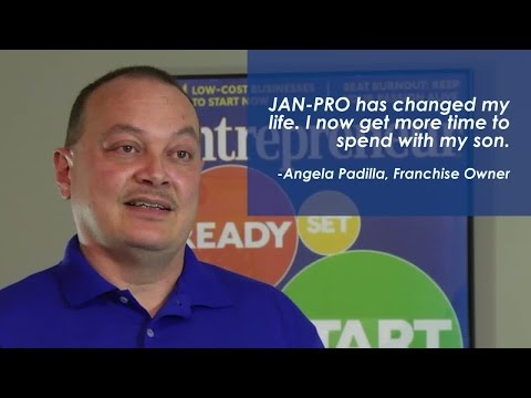 Jan Pro Franchise Owner Talks How Jan Pro Changed His Life