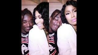 Lil Uzi Vert Feeling Extra Happy With Nicki Minaj Sitting On His Lap