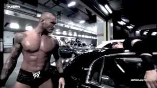 Randy Orton vs Wade Barrett - The War