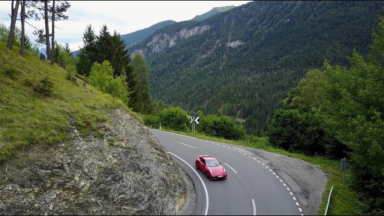 Porsche Travel Experience Central Alps