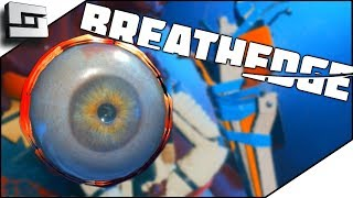 Eye Love This Game! Breathedge! Gameplay Let's Play! E3