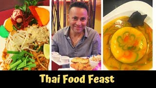 Best Thai Food Feast – Delicious Pad Thai – สุดยอดอาหารไทย - ผัดไทย