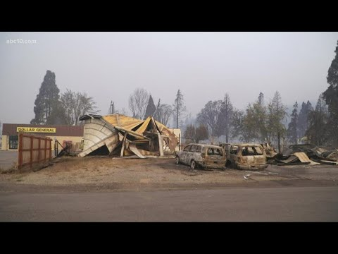 California Wildfires: Thursday evening update on Dixie Fire and River Fire