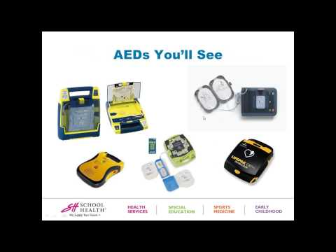 Ensure Your School's AED Program is ACT 35 Compliant