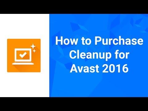 Avast Cleanup Код Активации 2016 Торрент