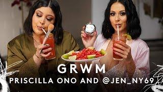 GRWM WITH PRISCILLA ONO AND @JEN_NY69 | FENTY BEAUTY