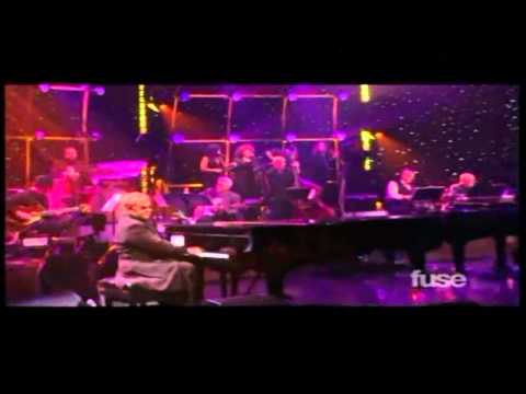 Elton John and Leon Russell - Monkey Suit (LIVE) - Beacon Theatre, NYC - Oct. 19, 2010