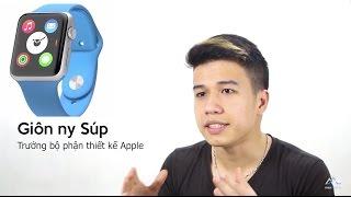 Lí do Apple Watch có giá 10,000USD