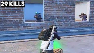 MY BIGGEST MISTAKE IN PUBG MOBILE! | 29 KILLS vs SQUAD