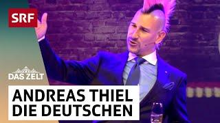 Andreas Thiel über die Deutschen