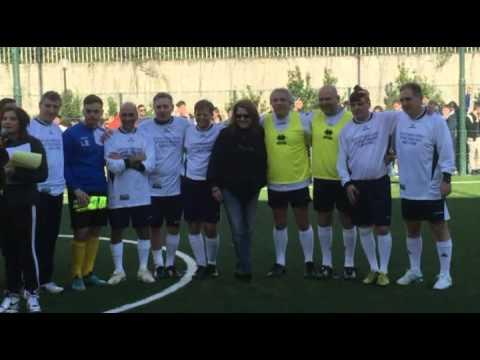 ITG Natale 2015 - Inaugurazione Campo Calcio a 5
