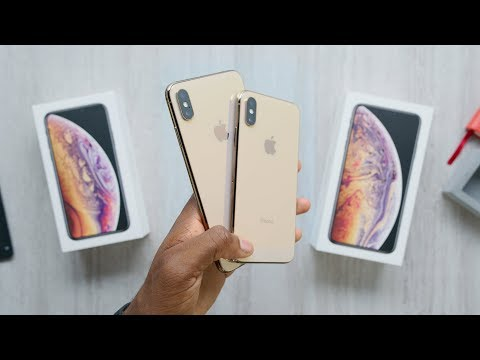 video Apple iPhone XS Max