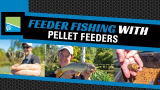A thumbnail for the match fishing video FEEDER FISHING WITH PELLET FEEDERS | Lee Kerry