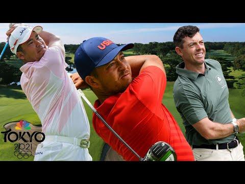 Olympic Men's Golf -