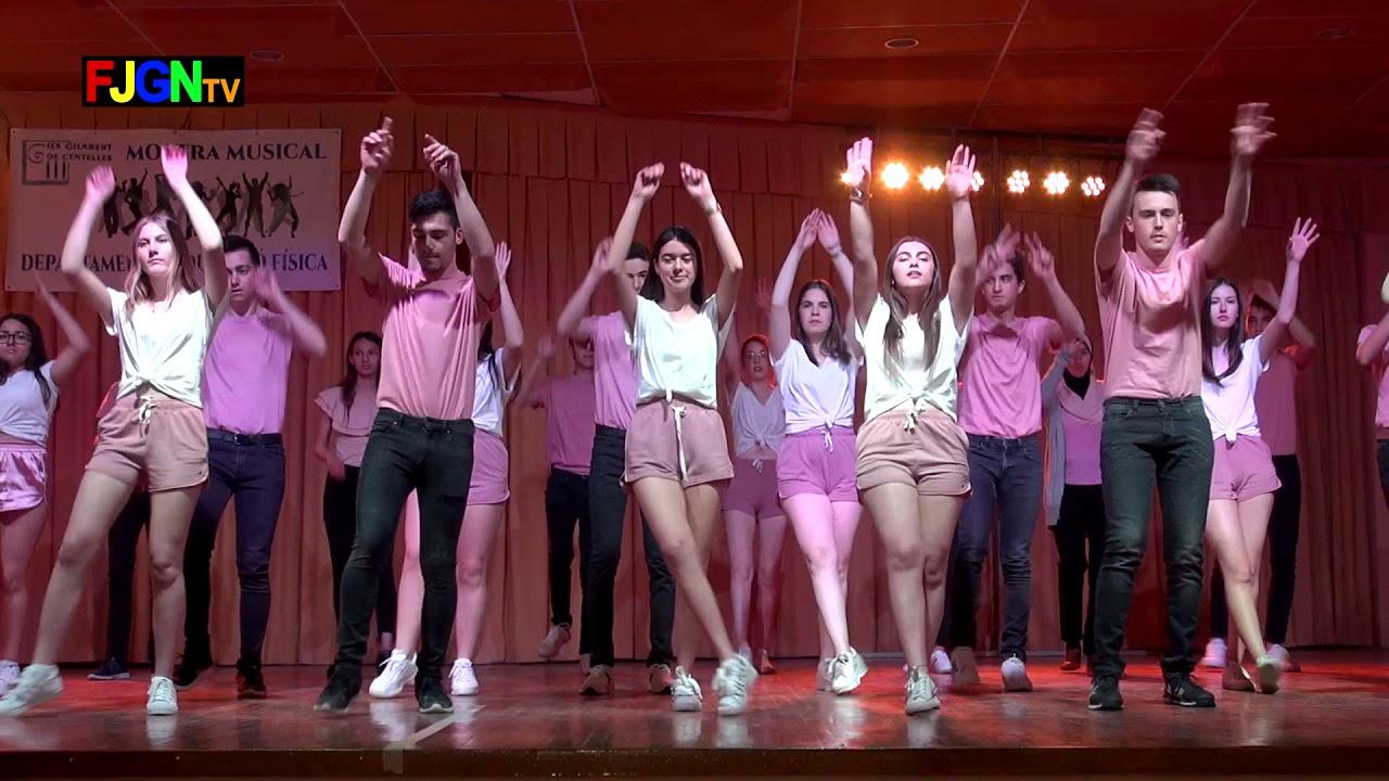 04. Ya No Quiero Ná - Bailes Educacion Fisica 2019 IES Nules