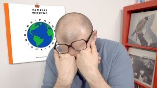 Vampire Weekend - Father of the Bride ALBUM REVIEW