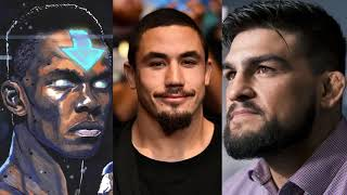 Robert Whittaker on Hernia recovery/Gaming/Streetfights & Israel Adesanya vs Gastelum