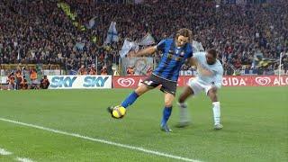 La Partita in Cui Ibrahimovic è Entrato in Modalità TAEKWONDO | Serie A 08/09