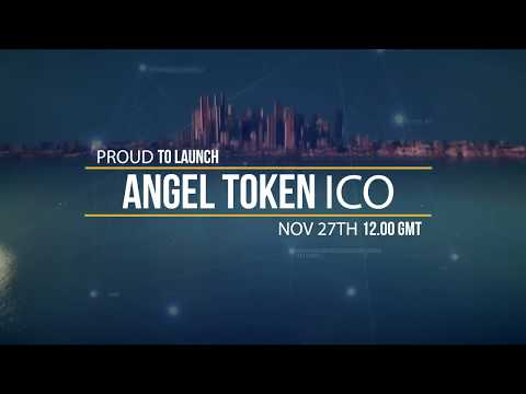 World's First Refundable ICO - Angel Token Being Launched 'Cyber Monday'