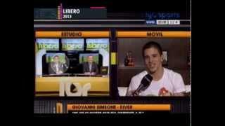 TVR Mundial: Mirada Positiva - Messi llegara mas descansado - 12-04-14