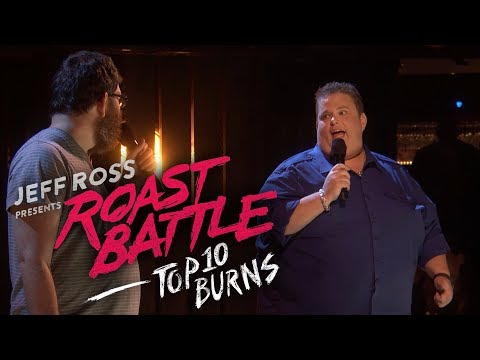 Roast Battle  (with Brian Moses)