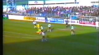 Paços de Ferreira - 1 x Sporting - 0 de 1991/1992