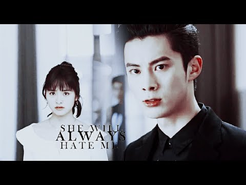 Dao Ming Si & Shan Cai || She Will Always Hate Me [Meteor Garden 2018]