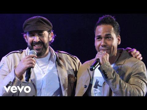 Juan Luis Guerra - Frío, Frío (feat. Romeo Santos) [Live]