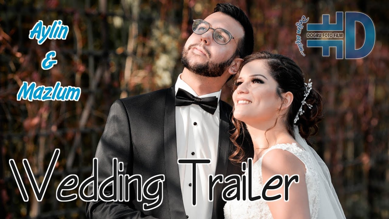 Aylin & Mazlum - WEDDING TRAILER