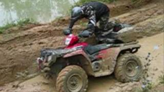 Quad off road