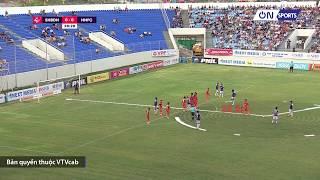 Quang Hải lập siêu phẩm đá phạt như Messi tại V.League