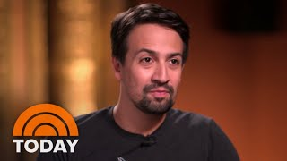 Lin-Manuel Miranda Interview With Savannah Guthrie's (Full) | TODAY