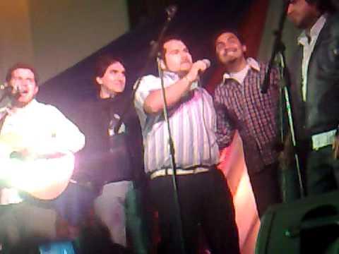 Los Nocheros, Los Huayra, Los Izkierdos y Gustavo Córdoba.