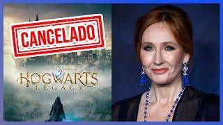 CANCELAN el nuevo juego de Harry Potter para perjudicar a la autora JK Rowling