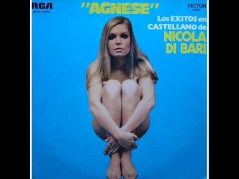 NICOLA DI BARI -  LOS EXITOS EN CASTELLANO DE NICOLA DI BARI 1971