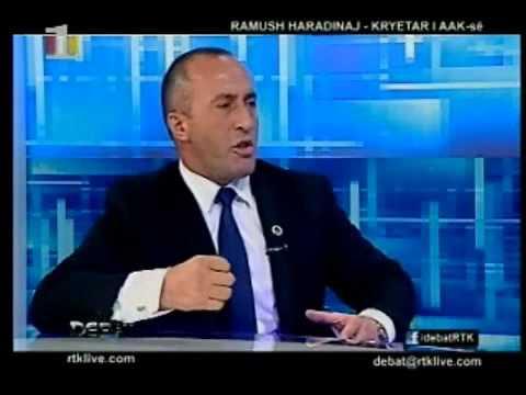 Debat Live - Ramush Harajdina