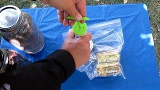Food Preservation | Off Grid Hand Pump Vacuum Sealer for Mason Jars &  Zip Lock Bags | ThriftyVac