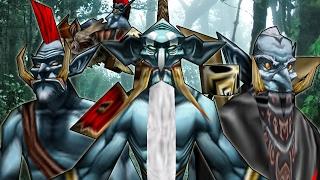 Warcraft 3 - TROLL TROLL TROLL TROLL