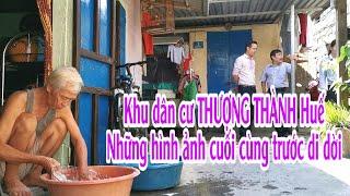 Hình ảnh cuối hơn 500 hộ dân Thượng Thành Huế sắp giải tỏa   Relocted out of Hue Citadel Lequang CN