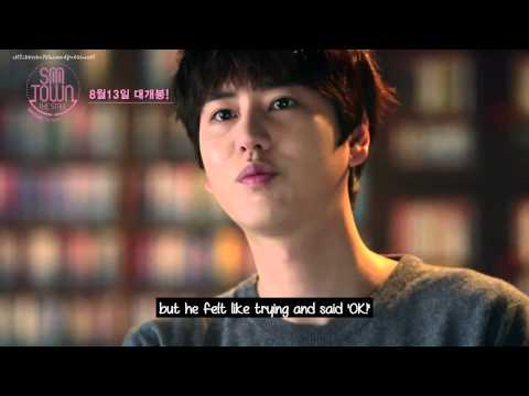 [Engsub] SMTOWN THE STAGE preview - Boy's Day Suho cut