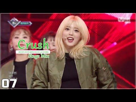 위키미키(WekiMeki) - Crush(크러쉬) 교차편집(Stage Mix)