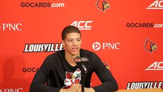Louisville Men's Basketball - Samuell Williamson - NCCU Preview 2019-11-15